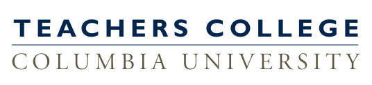 Teachers College Columbia University Logo